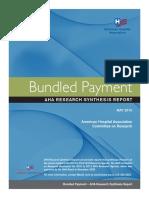 AHA BundledPayment Report