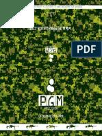 PGM Precision 2017-2018 catalog