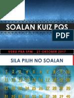 KUIZ PQS V2017