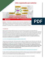 Los Precedentes Civiles Organizados Por Materias _ Legis