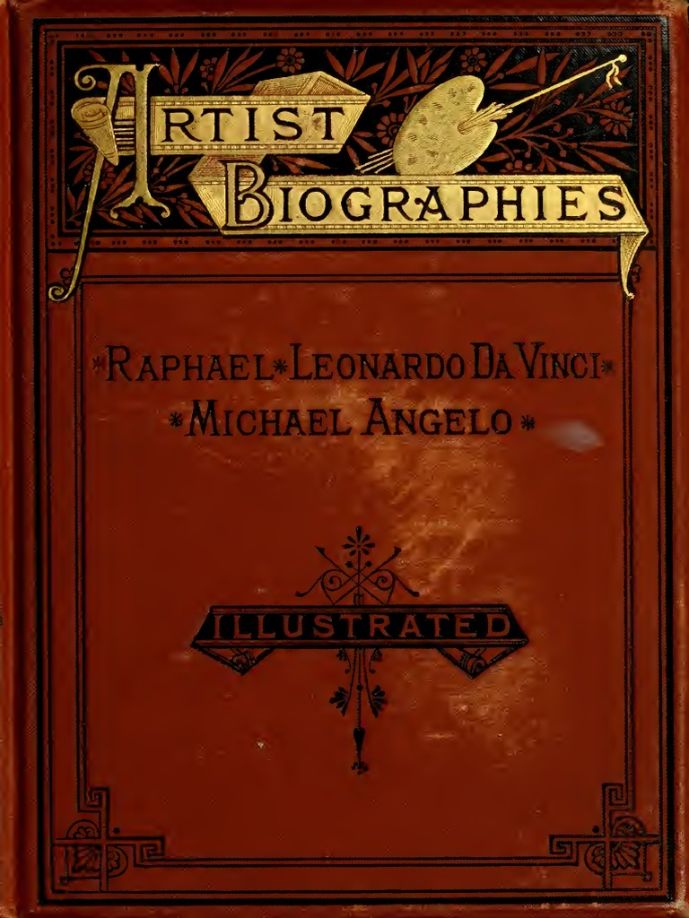 Artist-biographies (1880) 1.pdf | Raphael | Paintings