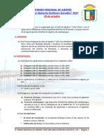 II Torneo Regional de Ajedrez Pimentel 2017