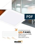 Depliant LEDPanel Rev8 SPA