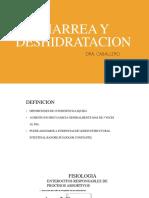 Diarrea y Deshidratacion fisiopatologia