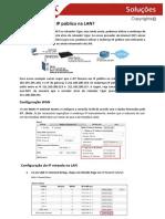 Como utilizar um IP publico na LAN.pdf