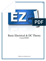 Basic Electrical and DC Theory - EE601.pdf