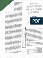 Gorz La declinante relevancia del trabajo.pdf