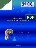 Guía M1 Del Curso Planeamiento Estratégico Oct 2017 Sinergias