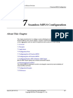 01-07 Seamless MPLS Configuration