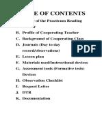 DR Practicum