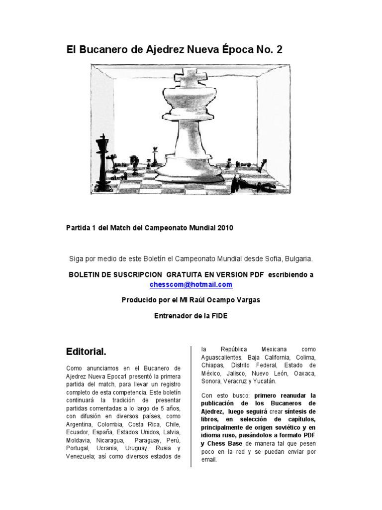 02- El Bucanero de Ajedrez Nueva +ëpoca No2.pdf