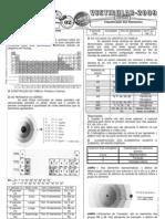 Química - Pré-Vestibular Impacto - Tabela Periódica - Classificação dos Elementos III