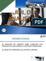Analista de Credito