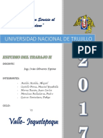 Informe de Estudio Final