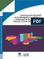 CaracterizacionPerfilSociodemografico