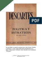 Política y Estrategia Descartes Perón