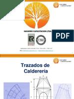 Trazados de Caldereria (2016)