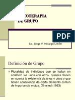 Deficiones Gpo