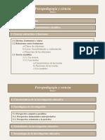 Tema 1 - Psicopedagogía y Ciencia