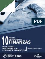 Indicadores de Rentabilidad y Financiera