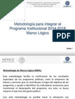 Metodologia PI 2014 2018