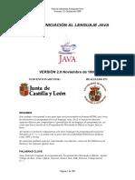 Guia de Iniciación en Java