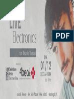 Live Electronics _ Thomasi_2017
