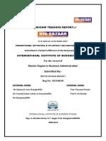 Internship Training Report (1)