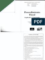 Procedimiento Fiscal Explicado y Comentado