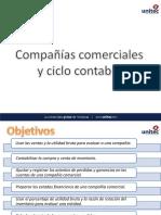 Compañias Comerciales y Proceso Contable Cap5