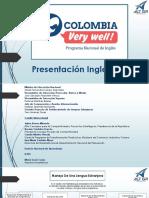 Presentacion Ingles Peii