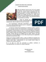 Biografia de Diego Del Almagro