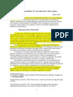 Qué Es El Neo-Desarrollismo III-Una Visión Crítica. Teoría y Política