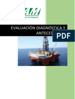 1.1 Diagnostico y Antecedentes