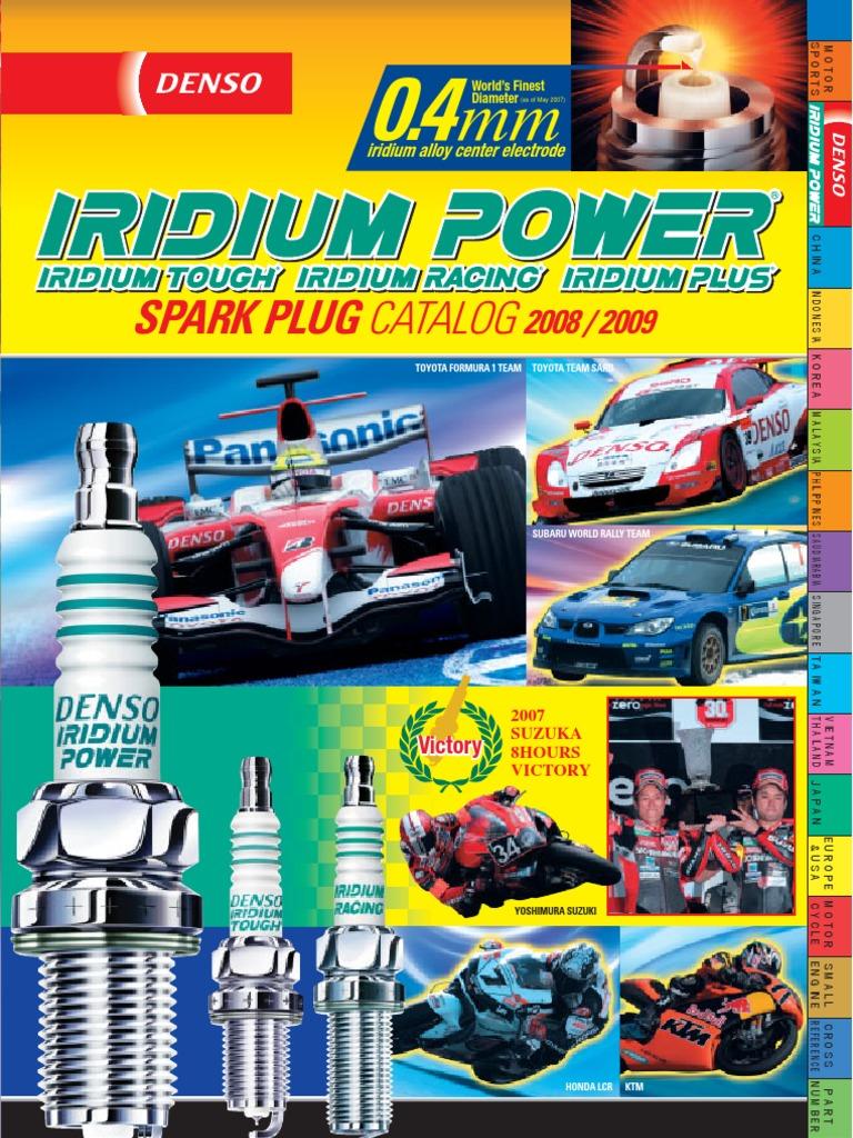 MSD 3720 Iridium Spark Plug