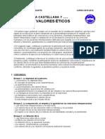 Valores e Ticos 3