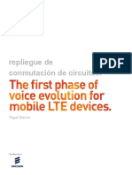 The First Phase of Voice Evolution for Mobile Lte Devices.en.Es
