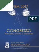 CONGRESSOUFBA17 Programacao Virtual 11102017