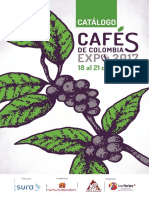 Cafes de Colombia Expo 2017 Catalogo Feria