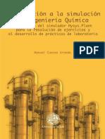 CUEVAS M. Introducción a La Simulación en Ingeniería Química-Aplicaciones, 2015