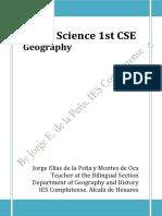 Geografia Bilingüe 1º Eso