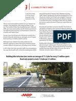 Bicycling Fact Sheet
