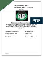 85062934 Court Visit Report