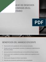 PLAN DE MANEJO DE DESECHOS SOLIDOS CON ENFASIS.pptx