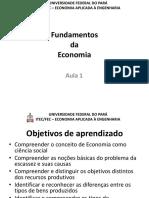 Fundamentos Da Economia Aula 1_(Versão Final)