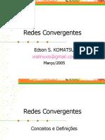 01. Redes Convergentes