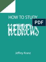 Hebrews Study Guide