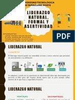 Equipo 4- Liderazgo Natural y Formal, Acertividad