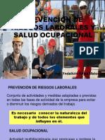 Prevencion de Riesgos Laborales_2016