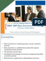 0504 SAP Data Migration at Kellogg